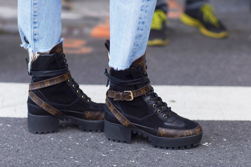12 Hiking Boots That Are Fashion and