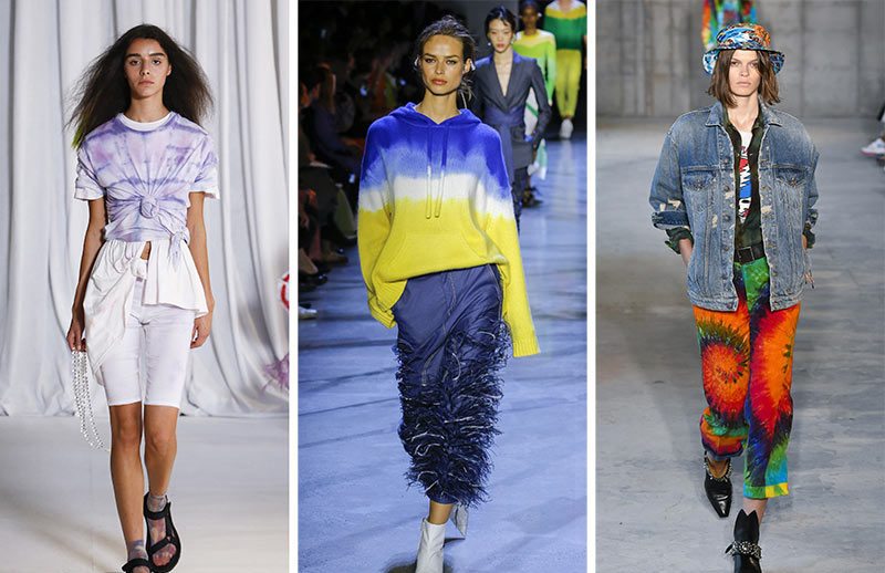 Trend Alert: Tie-Dye Is Back For Spring - In The Groove