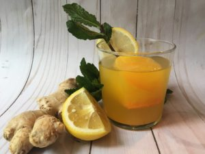 Ginger Lemondade