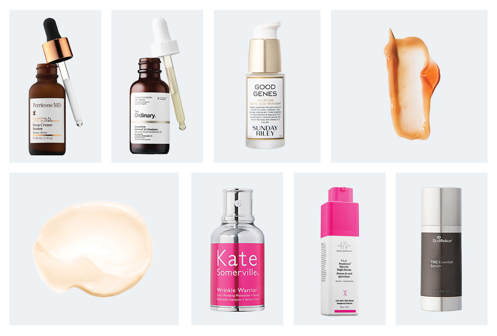 12 Serums That Will Make Your Fine Lines Disappear - In The